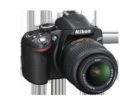 Nikon D3200 kit (18-55mm DX VR II objektiv)