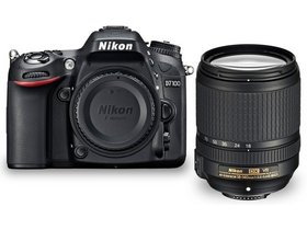 Nikon D7100 kit (18-140mm VR objektiv)