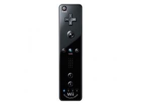 Nintendo Wii U Remote Plus Black