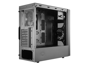 Cooler Master Midi - MasterBox NR600 with ODD - MCB-NR600-KG5N-S00