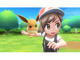 Nintendo Switch Pokémon Lets Go Pikachu! hra