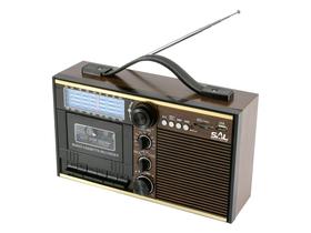 SAL RRT 11B Retro kazettás rádió MP3 ae206ab5e7