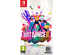 Nintendo Switch Just Dance 2019 hra