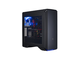 Cooler Master MasterCase Pro 6 Blue LED Window gamer ház