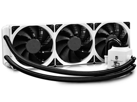 DeepCool CPU Water Cooler - CAPTAIN 360 EX WHITE RGB (17,6-31,3dB; max. 390,02 m3/h; 3x12cm)