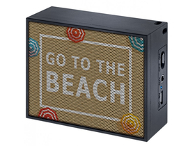 Mac Audio BT Style 1000 Go to the Beach portabler Bluetooth Lautsprecher