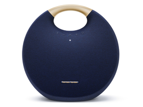 Harman Kardon Onyx Studio 6 tragbarer Bluetooth-Multimedia-Lautsprecher, blau