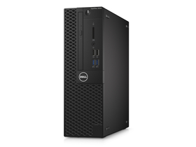 DELL Optiplex 3060 SF, Intel Core i3-8100 (3.60GHz), 4GB, 128GB SSD, Win 10 Pro