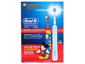 Perie dinti electrică  Oral-B PC 500 + D10 Mickey