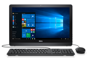 "PC Dell Inspiron 3264 21,5"" FullHD Touch all in one, negru (DLL Q4_229617)"