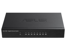 Asus GX-U1081 8 portos asztali Gigabit ethernet switch