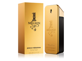 Paco Rabanne One Million für Herren, Eau De Toilette, 100ml