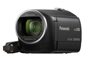 Panasonic HC-V160 video kamera, crna