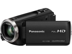Panasonic HC-V180 video kamera, crna