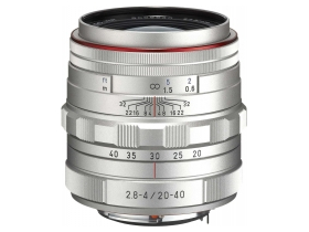 Pentax HD DA 20-40/F2.8-4 ED DC WR - Limited edition