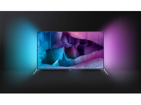 Телевизор UHD 3D ANDROID SMART LED Philips 43PUS7100/12, 4 бр 3D очила