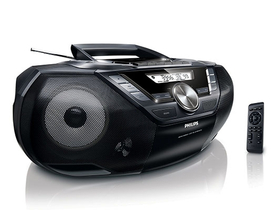 Radio-CD portabil Philips AZ787
