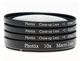 Phottix +1,+2,+4,10x 67mm