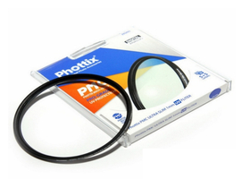 Phottix PMC Pro-Grade UV filter- 62mm