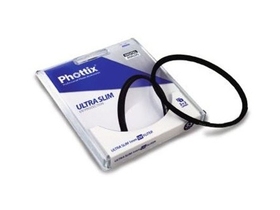 Phottix Ultra Slim 1mm UV филтър 43mm