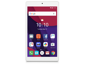 "Alcatel Pixi 4 7"" 8GB Wi-Fi tablet, White  (Android)"