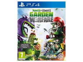 Plants Vs Zombies Garden Warfare PS4