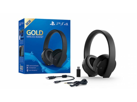 PlayStation® Gold Wireless Headset 2.0