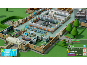 Two Point Hospital PS4 játékszoftver