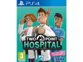 Two Point Hospital PS4 hra