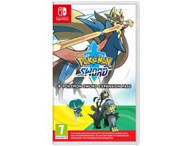 Nintendo Switch Pokemon Sword Spielsoftware + Expansion Pass