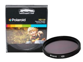Polaroid filter 4x (ND0.6) 62mm