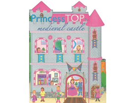 Princess TOP - Medieval castle (grey)