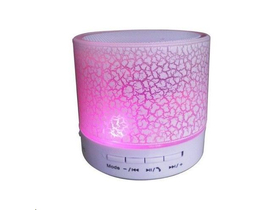 Proda PR-MC Micro Color Marble Light Bluetooth zvučnik, pink