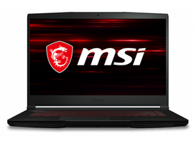 "MSI GF63 Thin 10SCXR 9S7-16R412-234HU , 15,6"" FHD notebook (negru)"