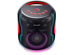 SHARP PS-919BK Party  bluetooth reproduktor
