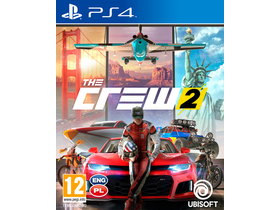 The Crew 2 PS4 Spielsoftware