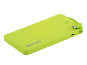 Power bank Avacom PWRB-4000G 4000mAh Li-Pol