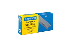 Capse  Rapesco 66/6 mm