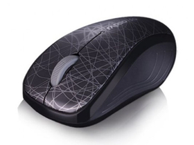 Mouse wireless Rapoo 3100p Mid Level  USB, negru