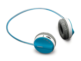 Rapoo H6020 Fashion bluetooth slušalka, modra
