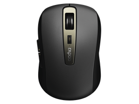 Mouse wireless cu bluetooth Rapoo MT350, negru (180905)