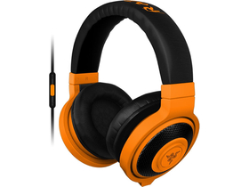 Căști Razer Kraken Mobile Neon Orange
