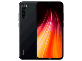 Xiaomi Redmi Note 8 4GB/128GB Dual SIM Smartphone ohne Vertrag, Space Black (Android)