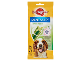 Pedigree Denta Fresh M jutalomfalat, 7x10 db, 7x180g