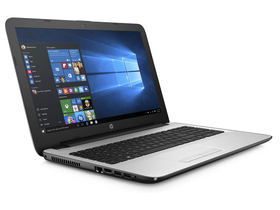 HP 15-AY112NH 1DM18EA notebook Windows 10, ezüstfehér