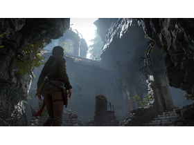 Square Enix Rise of the Tomb Raider PC játékszoftver