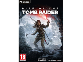 Rise of the Tomb Raider PC Spielsoftware