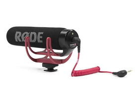 Rode VideoMic GO kompakt video mikrofon