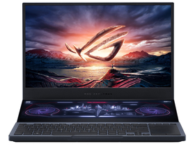 Asus ROG Zephyrus Duo 15 GX550LXS-HC045T gamer notebook, HUN, gunmetal + Windows10