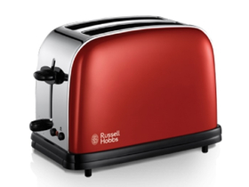 Russell Hobbs Colours Flame Red тостер